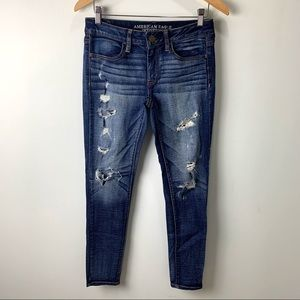 American Eagle Outfitters Super Stretch Jeggings 6